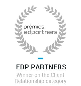 EDP Partners - Winner on the Client Relationship category