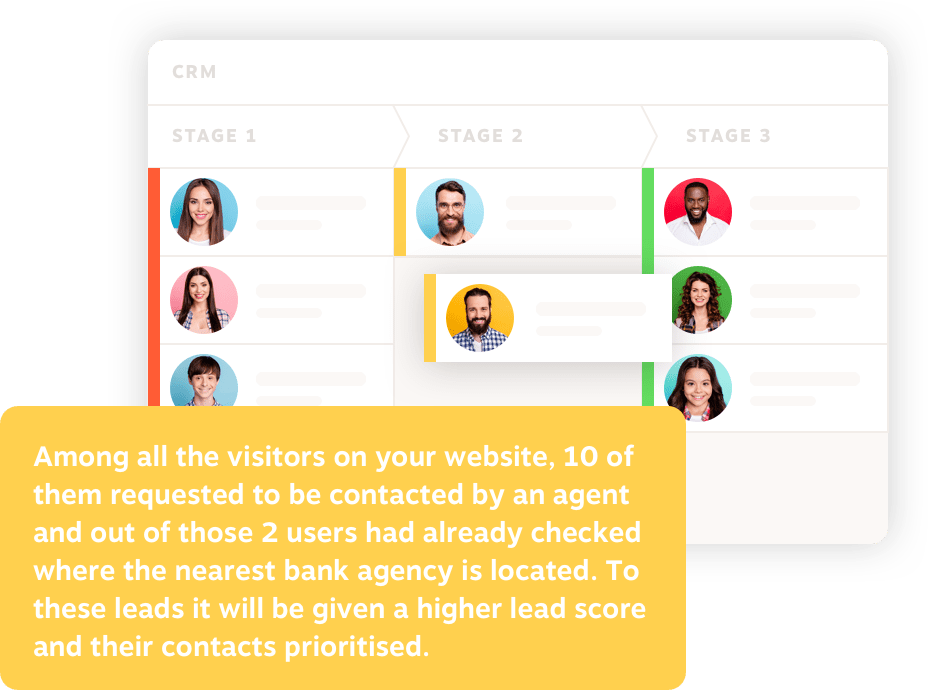 Score your leads and find high value customers
